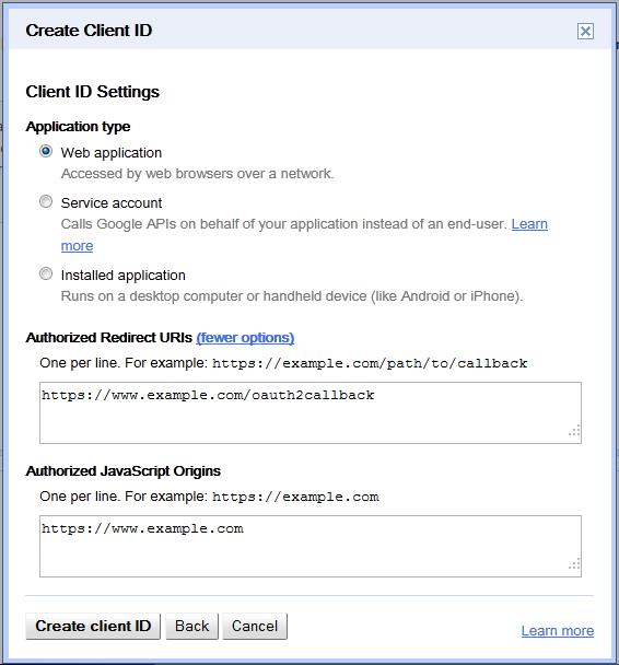 google-drive-client-id